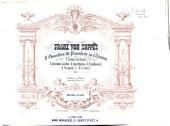 Franz von Suppé's 6 Ouvertüren für Pianoforte zu 4 Händen. 1. Dichter und Bauer. 2. Die schöne Galathé. 3. Zehn Mädchen. 4. Flotte Bursche. 5. Paragraph 3. 6. Isabella
