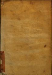 Cornelij Valerij Vltraiectini in vniuersam bene dicendi rationem tabula, summam artis Rhetoricae complectens
