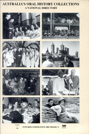 Australia s Oral History Collections PDF
