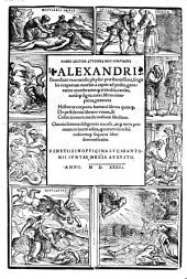 Singulis corporum morbis a capite ad pedes generatim membratimque remedia causae, eorumque signa 31. libris complexa (etc.)