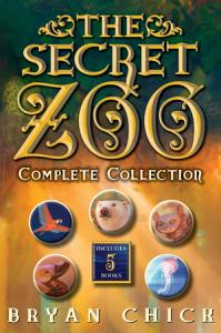 The Secret Zoo Complete Collection Book