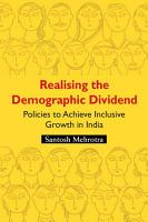 Realising the Demographic Dividend PDF