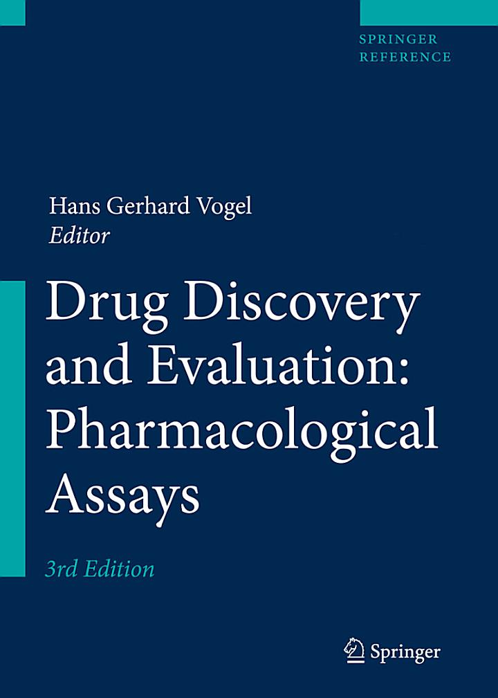 Drug Discovery and Evaluation: Pharmacological Assays