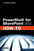 PowerShell for SharePoint 2013 How To PDF