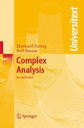 Complex Analysis: Edition 2