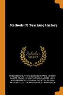 Methods of Teaching History PDF