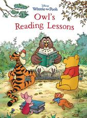 Winnie the Pooh: Owl's Reading Lessons