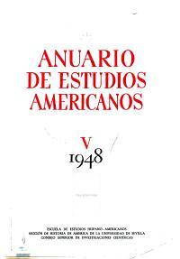 Anuario de estudios americanos PDF