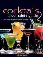 Cocktails a Complete Guide PDF