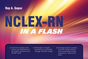 Nclex Rn In A Flash Book PDF