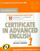 Objective CAE. Student's book