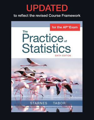 UPDATED Version of The Practice of Statistics