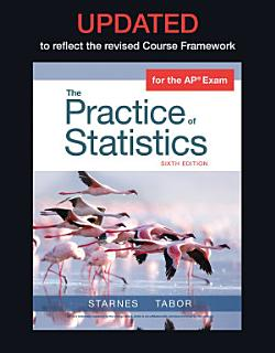 UPDATED Version of The Practice of Statistics Book