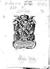 De consolatione philosophiae: mit Kommentar von Pseudo-Thomas Aquinas. Daran: Compendiosa resumptio in libros Boethii De consolatione philosophiae
