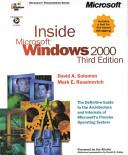 Inside Microsoft Windows 2000 PDF