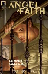 Angel and Faith #21