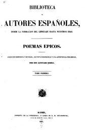 Poemas epicos: Coleccion dispuesta y rev., con notas biograficas y una advertencia preliminar, Volumen 17