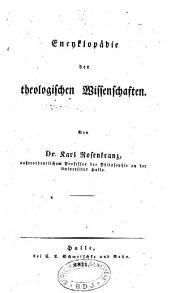 Encyklopädie der theologischen Wissenschaften