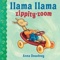 Llama Llama Zippity Zoom Book