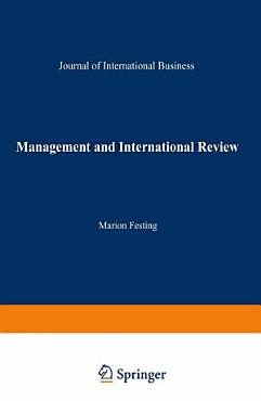 Management and International Review PDF