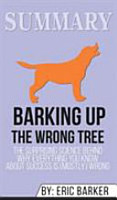 Summary of Barking Up the Wrong Tree PDF