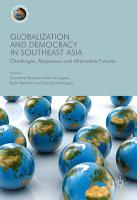 Globalization and Democracy in Southeast Asia PDF