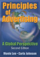 Principles of Advertising PDF