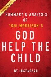 God Help the Child by Toni Morrison | Summary & Analysis