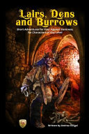 Lairs  Dens and Burrows Book