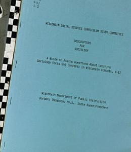 Descriptors for Sociology PDF