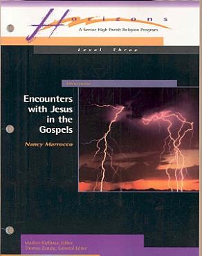 Encounters with Jesus in the Gospels PDF