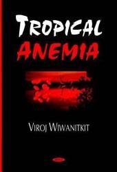 Tropical Anemia