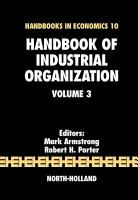Handbook of Industrial Organization PDF