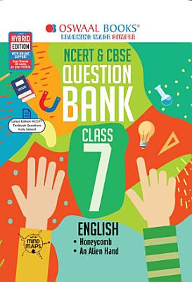 Oswaal NCERT   CBSE Question Bank Class 7 English Book  For 2022 Exam
