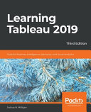 Learning Tableau 2019 PDF