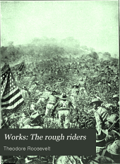 Works  The rough riders