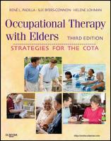 Occupational Therapy with Elders   E Book PDF
