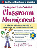 The Organized Teacher s Guide to Classroom Management with CD ROM PDF