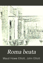 Roma Beata: Letters from the Eternal City