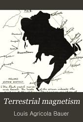 Terrestrial Magnetism: Volume 1