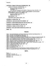 Petrified Forest National Park (N.P.), General Management Plan: Environmental Impact Statement