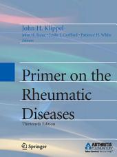 Primer on the Rheumatic Diseases: Edition 13