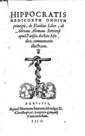 Hippocratis medicorum omnium principis De flatibus liber