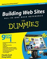 Building Web Sites All in One For Dummies PDF
