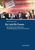 Ein Land f  r Frauen PDF