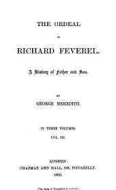 The Ordeal of Richard Feverel: A History of Father and Son, Volume 2
