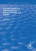 The Life and Work of Adelaide Procter PDF