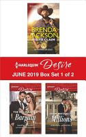 Harlequin Desire June 2019   Box Set 1 of 2 PDF