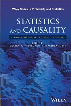 Statistics and Causality PDF