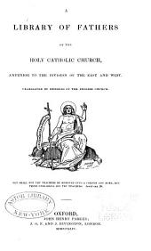 The Epistles of S. Cyprian with the Council of Carthage on the Baptism of Heretics